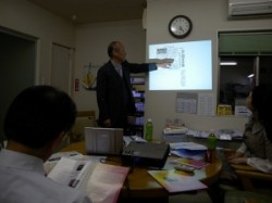 クイーンエナジー 高松先生の説明会